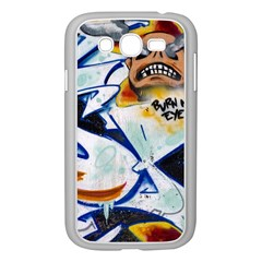 Graffity Samsung Galaxy Grand DUOS I9082 Case (White)