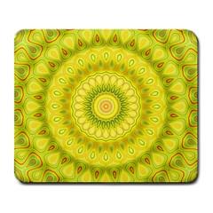 Mandala Large Mouse Pad (rectangle)