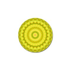 Mandala Golf Ball Marker 10 Pack