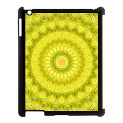 Mandala Apple Ipad 3/4 Case (black)