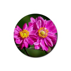 Flower Drink Coaster (round)