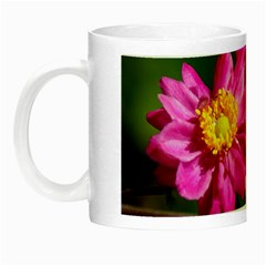 Flower Glow in the Dark Mug