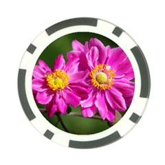 Flower Poker Chip