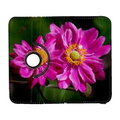 Flower Samsung Galaxy S  III Flip 360 Case