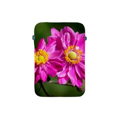 Flower Apple iPad Mini Protective Sleeve