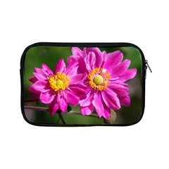 Flower Apple Ipad Mini Zippered Sleeve