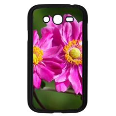 Flower Samsung Galaxy Grand DUOS I9082 Case (Black)