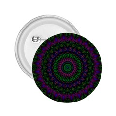 Mandala 2.25  Button