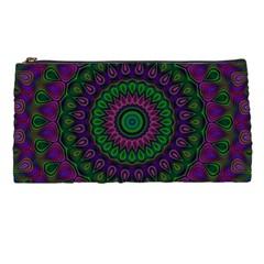 Mandala Pencil Case