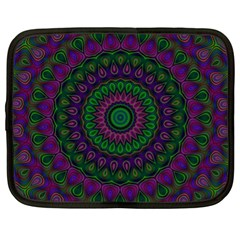 Mandala Netbook Sleeve (XL)