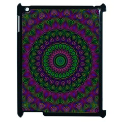 Mandala Apple Ipad 2 Case (black)
