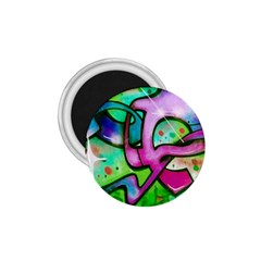 Graffity 1.75  Button Magnet
