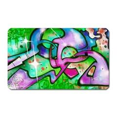 Graffity Magnet (rectangular)