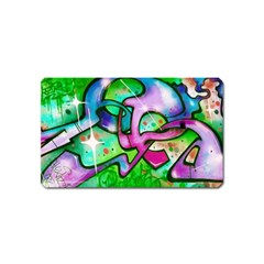 Graffity Magnet (Name Card)