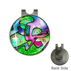 Graffity Hat Clip with Golf Ball Marker