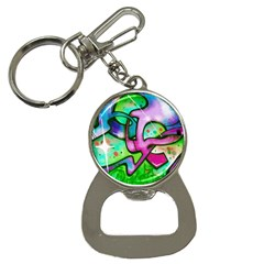 Graffity Bottle Opener Key Chain
