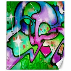 Graffity Canvas 20  x 24  (Unframed)