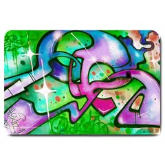 Graffity Large Door Mat