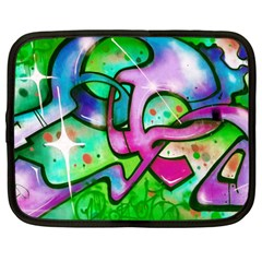Graffity Netbook Sleeve (Large)