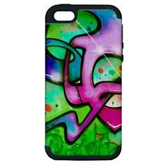 Graffity Apple iPhone 5 Hardshell Case (PC+Silicone)