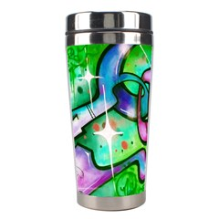 Graffity Stainless Steel Travel Tumbler