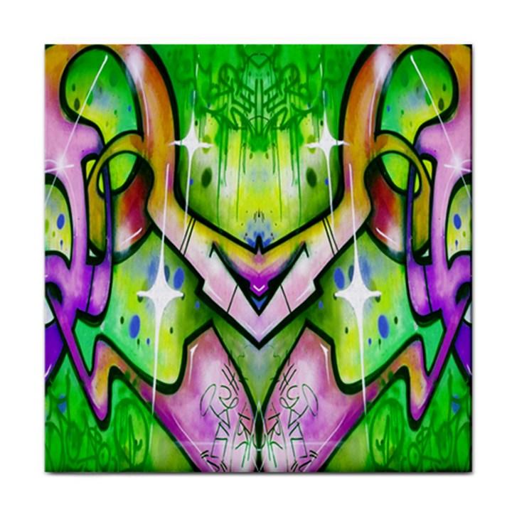 Graffity Ceramic Tile