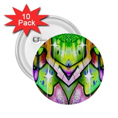 Graffity 2 25  Button (10 Pack)