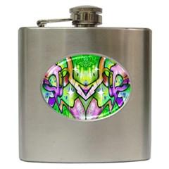 Graffity Hip Flask