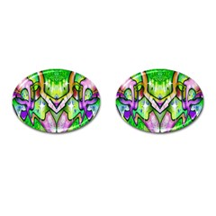Graffity Cufflinks (Oval)