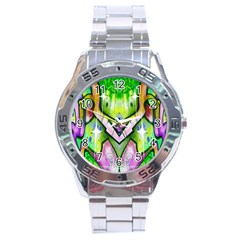 Graffity Stainless Steel Watch