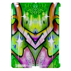 Graffity Apple iPad 3/4 Hardshell Case (Compatible with Smart Cover)