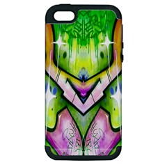 Graffity Apple iPhone 5 Hardshell Case (PC+Silicone)