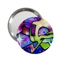 Graffity Handbag Mirror (2.25 )