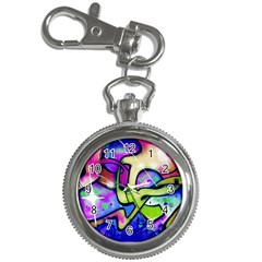 Graffity Key Chain & Watch