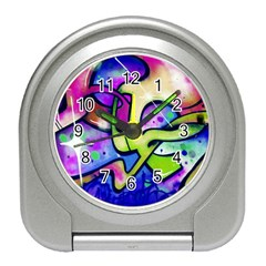Graffity Desk Alarm Clock