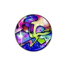 Graffity Golf Ball Marker (for Hat Clip)