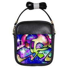 Graffity Girl s Sling Bag