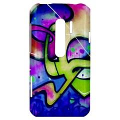 Graffity HTC Evo 3D Hardshell Case