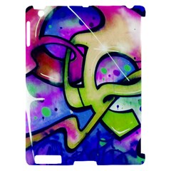Graffity Apple iPad 2 Hardshell Case (Compatible with Smart Cover)