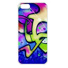 Graffity Apple iPhone 5 Seamless Case (White)
