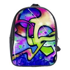 Graffity School Bag (XL)