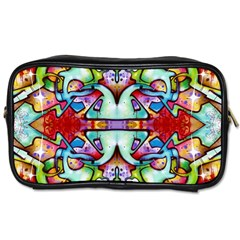 Graffity Travel Toiletry Bag (two Sides)