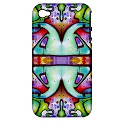 Graffity Apple iPhone 4/4S Hardshell Case (PC+Silicone)