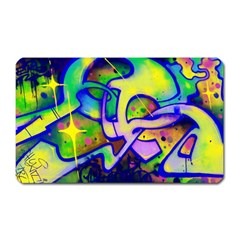 Graffity Magnet (rectangular)