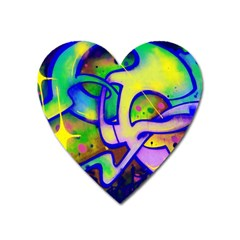 Graffity Magnet (heart)