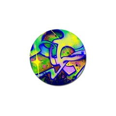 Graffity Golf Ball Marker 10 Pack