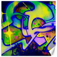 Graffity Canvas 20  x 20  (Unframed)