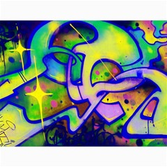 Graffity Canvas 18  x 24  (Unframed)