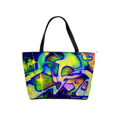 Graffity Large Shoulder Bag
