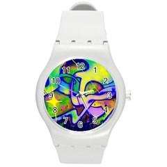 Graffity Plastic Sport Watch (Medium)